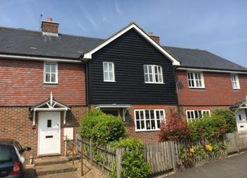 Thumbnail 1 bed terraced house for sale in Burnhams, Rye