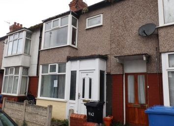 Thumbnail 2 bed property for sale in Victoria Road, Rhyl, Denbighshire