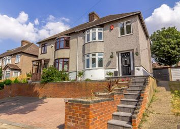 Thumbnail 3 bed semi-detached house for sale in Mount Culver Avenue, Sidcup, London