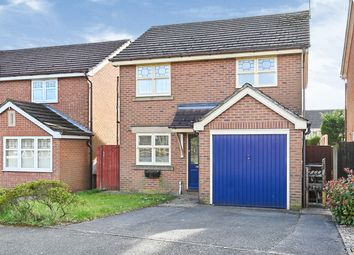 Thumbnail 3 bed detached house for sale in Quenby Lane, Butterley, Ripley