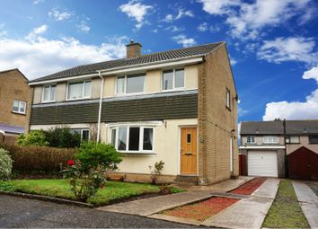 Thumbnail 3 bed semi-detached house for sale in Kestrel Hill, Gretna
