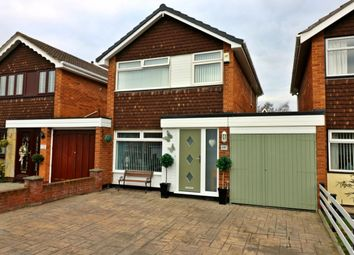 Thumbnail 3 bed detached house for sale in Overpool Road, Great Sutton, Ellesmere Port