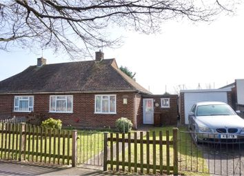 Thumbnail 2 bed semi-detached bungalow for sale in Hollywood Lane, Wainscott, Rochester