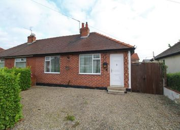 Thumbnail 2 bed bungalow for sale in Elston Place, Selby
