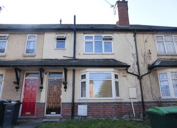 Thumbnail 3 bedroom terraced house for sale in Sedgley Road West, Tipton