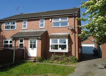Thumbnail 3 bed semi-detached house for sale in Hopefield Gardens, Rothwell, Leeds