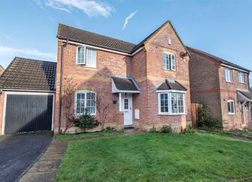 Thumbnail 3 bed detached house for sale in Marston Drive, Newbury