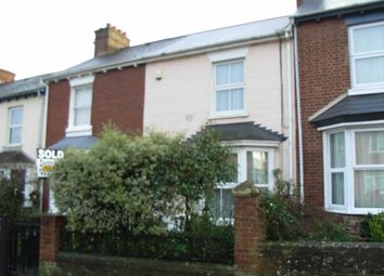 Thumbnail 3 bedroom terraced house to rent in Newcombe Terrace, Exeter