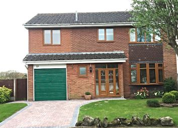 Thumbnail 4 bed detached house for sale in Acres Crescent, Kingsley