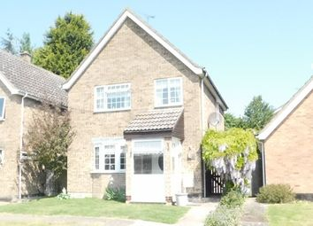 Thumbnail 3 bed detached house for sale in Lockington Crescent, Stowmarket