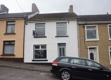 Thumbnail 3 bed terraced house for sale in Gordon Terrace, Ebbw Vale