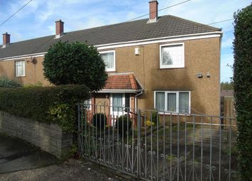 Thumbnail 3 bed end terrace house for sale in Cardigan Crescent, Winch Wen, Swansea