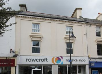Thumbnail 2 bed flat for sale in Courtenay Street, Newton Abbot