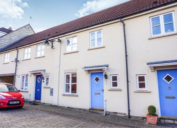 Thumbnail 2 bed terraced house for sale in Poppy Close, Calne
