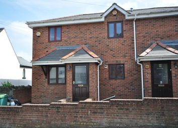 Thumbnail 2 bedroom semi-detached house to rent in Union Road, Ryde