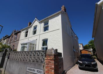 6 bed end terrace house for sale in Shirburn Road, Torquay TQ1