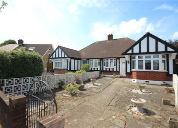 Thumbnail 3 bed semi-detached bungalow for sale in Hazel Close, Whitton, Middlesex