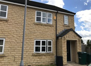 Thumbnail 3 bed semi-detached house to rent in Cooper Mews, Bradford