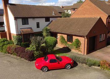 Thumbnail 4 bed detached house for sale in Barham Road, Tatlers Farm, Stevenage, Herts