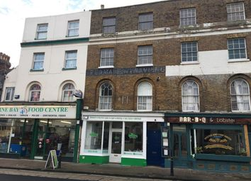 Thumbnail 2 bed flat for sale in Flat 2, 10 High Street, Herne Bay, Kent