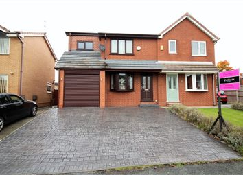 4 bed semi-detached house for sale in Lomond Drive, Woolfold, Bury, Lancashire BL8