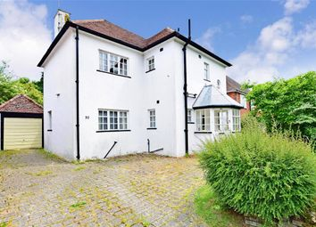 Thumbnail 3 bed detached house for sale in St. Stephens Hill, Canterbury, Kent