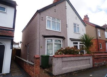 Thumbnail Property for sale in Bentley Road, Nuneaton, Warwickshire