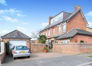 Thumbnail 5 bed end terrace house for sale in Lordship Road, Cheshunt, Waltham Cross, Hertfordshire