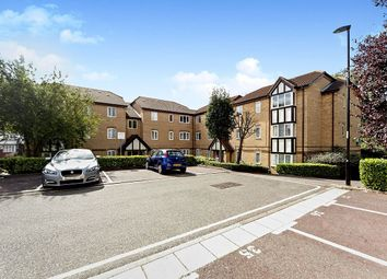 Thumbnail 2 bed flat for sale in Britton Close, London