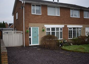 Thumbnail 3 bed semi-detached house for sale in Kings Drive, Padiham, Burnley