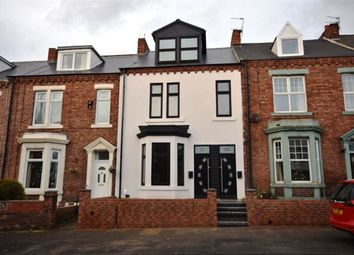 Thumbnail 4 bedroom maisonette to rent in Mowbray Road, South Shields