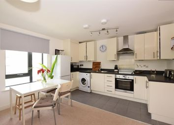 Thumbnail 2 bed flat for sale in Doust Way, Rochester, Kent