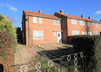 Thumbnail 2 bed end terrace house for sale in Westway, Scarborough, North Yorkshire