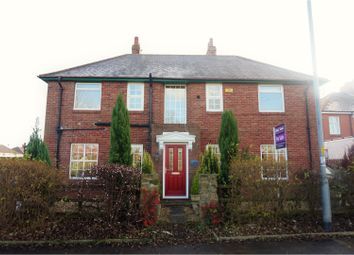Thumbnail 4 bed detached house for sale in Stakeford Lane, Choppington