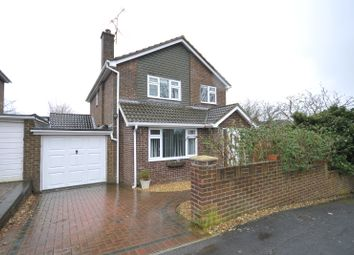 Thumbnail 4 bed detached house to rent in Wentworth Gardens, Alton