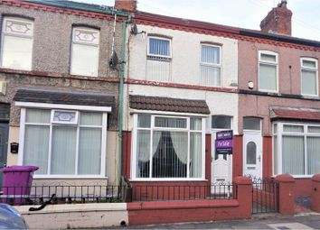 Thumbnail 2 bed terraced house for sale in Woodhey Road, Liverpool