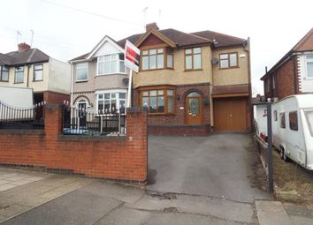 Thumbnail 4 bed semi-detached house for sale in Tile Hill Lane, Coventry, West Midlands
