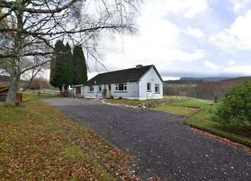 Thumbnail 3 bed detached bungalow for sale in 3 Murlaggan, Roy Bridge