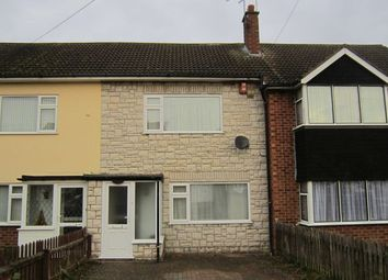 Thumbnail 2 bed terraced house for sale in Faulconbridge Avenue, Eastern Green, Coventry