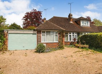 Thumbnail 3 bed semi-detached bungalow for sale in Park Road, East Grinstead, West Sussex