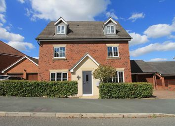 Thumbnail 5 bed detached house for sale in St. Augustines Drive, Weston, Crewe