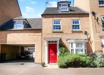 Thumbnail 4 bed town house for sale in Lady Jane Walk, Scraptoft, Leicester, Leicestershire