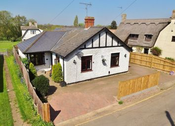 Thumbnail 4 bed detached bungalow for sale in Honey Hill, Fenstanton, Huntingdon