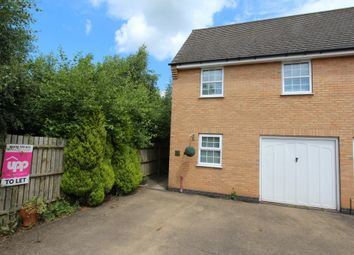 Thumbnail 2 bed detached house to rent in Firs Avenue, Uppingham, Oakham