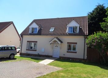 Thumbnail 3 bed detached house to rent in Montagu Drive, Weeting, Brandon