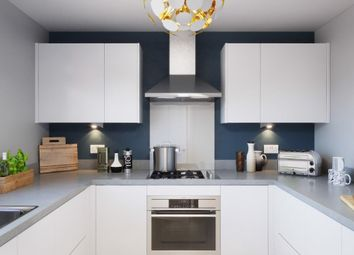 "Thumbnail 3 bedroom terraced house for sale in ""Bonnyton"" at Frogston Road East, Edinburgh"