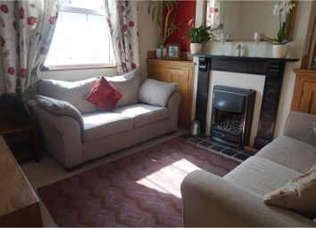 Thumbnail 3 bed end terrace house for sale in East Street, Market Harborough