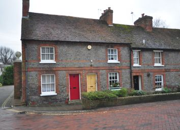 Thumbnail 2 bed end terrace house to rent in Westgate, Chichester