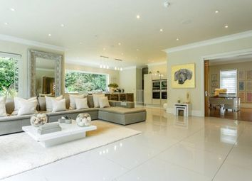 Thumbnail 6 bed detached house to rent in Percival Close, Oxshott