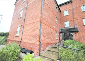 Thumbnail 2 bed flat for sale in Cooper Street, Hazel Grove, Stockport